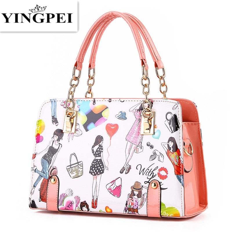 Women handbag Shoulder Bag tote braccialini Handbags sac a main borse di feminina luxury handbags Girls Messenger bags designer<br><br>Aliexpress
