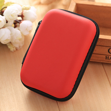 Etmakit 120*80*40mm Storage Cases Colorful Portable Digital Accessories Carry Bags for Mobile Phone/Power bank/Cable/Earphone