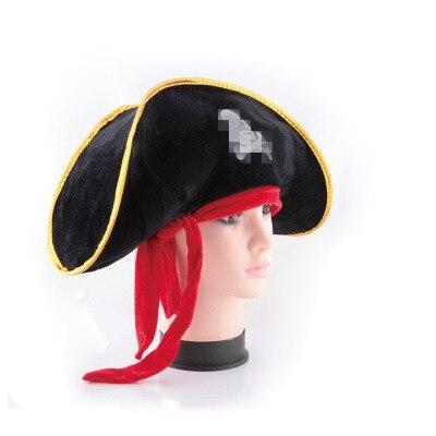 Chapeau de Pirate,Enfant,Caraïbes,Corsaire,Accessoire,Carnaval,Déguisement,Fête