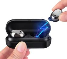 Buy 2018 Mini Wireless Bluetooth Earphones Super Bluetooth Headphone Sport Music Driving Office HD Sound Headset Earbuds Earpiece for $40.83 in AliExpress store
