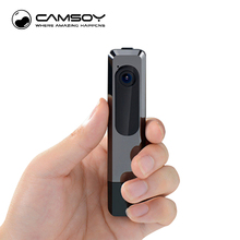 C18Wearable Mini Camera 2.7K 30fps Mini DV 1080P Full HD 60fps Pen Camera Voice Recorder Pen Micro Body Camara DVR Video Camera
