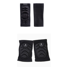 Elbow & Knee Pads Mountain Bike Cycling Protection Set Dancing Knee Brace Support MTB Downhill Tape Motorcycle Knee Protector(China)