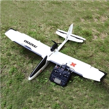 XK A1200 3D6G 5.8G FPV With 1080P Camera EPO RC Airplane RTF