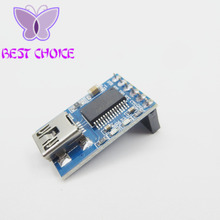 free shipping 1PCS FTDI Basic 5V USB TO TTL MWC programmer/Serial debugger/Program to upload tool(China)