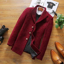 Winter Jacket Coat Men Coats Outfit Park Autumn With A Hood For Especially Long Beige Man Cashmere Stocky Sweater f22