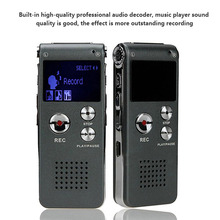 8GB MP3 player Mini USB HD recording pen 2 in 1 Digital Audio Voice Recorder 108 hour Dictaphone MP3 music player Free Shipping