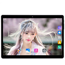 CIGE DHL Free ship Google Android 7.0 OS 10.1 inch tablet 4G FDD LTE Octa Core 4GB RAM 64GB ROM IPS Kids Gift Tablets 10 10.1(China)