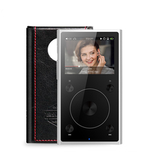 Fiio X1 II X1ii X1 2nd gen (+ Leathe case) High Resolution Lossless Music Player 192 kHz/32bit Dual mode Bluetooth 4.0 Portable(China)