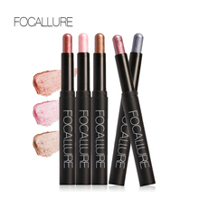 Top Quality Long-lasting Eyeshadow Pen Fashion Waterproof / Water-Resistant Natural Cosmetics Eye Shadow Pencil Easy to Wear(China)