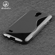 AKABEILA Case For Samsung I9190 Galaxy S4 mini Phone Cover Duos SIV Mini I9195 I9197 I257M GA009 s4mini GT-i9190 i9192 Silicon(China)