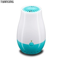 USB Portable Ozone Generator, Air Purifier, Ozone Ionic Air Cleaner Remove Smoke, Odor, Bacteria, Mini Ozone Freshener(China)
