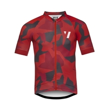 Latest release 2017 Custome made sleeves breathable bicycle clothing classic retro short sleeve cycle Jersey VOID cycling wear