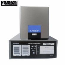 Unlocked Linksys SPA2002 VoIP FAX Telephone Service Voip SIP Phone Adapter