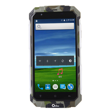 Original MT6580 Quad Core Rugged Mobile Phone Android 5.1 Smartphone Cell Phone Shockproof XP7711 3G GPS Dual SIM Card