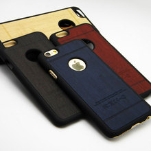 for iphone 7 6 6s 8 plus case classical Vintage Retro Style leather sticker pc cover case for iphone 5 5S 5SE 4G 4s case(China)