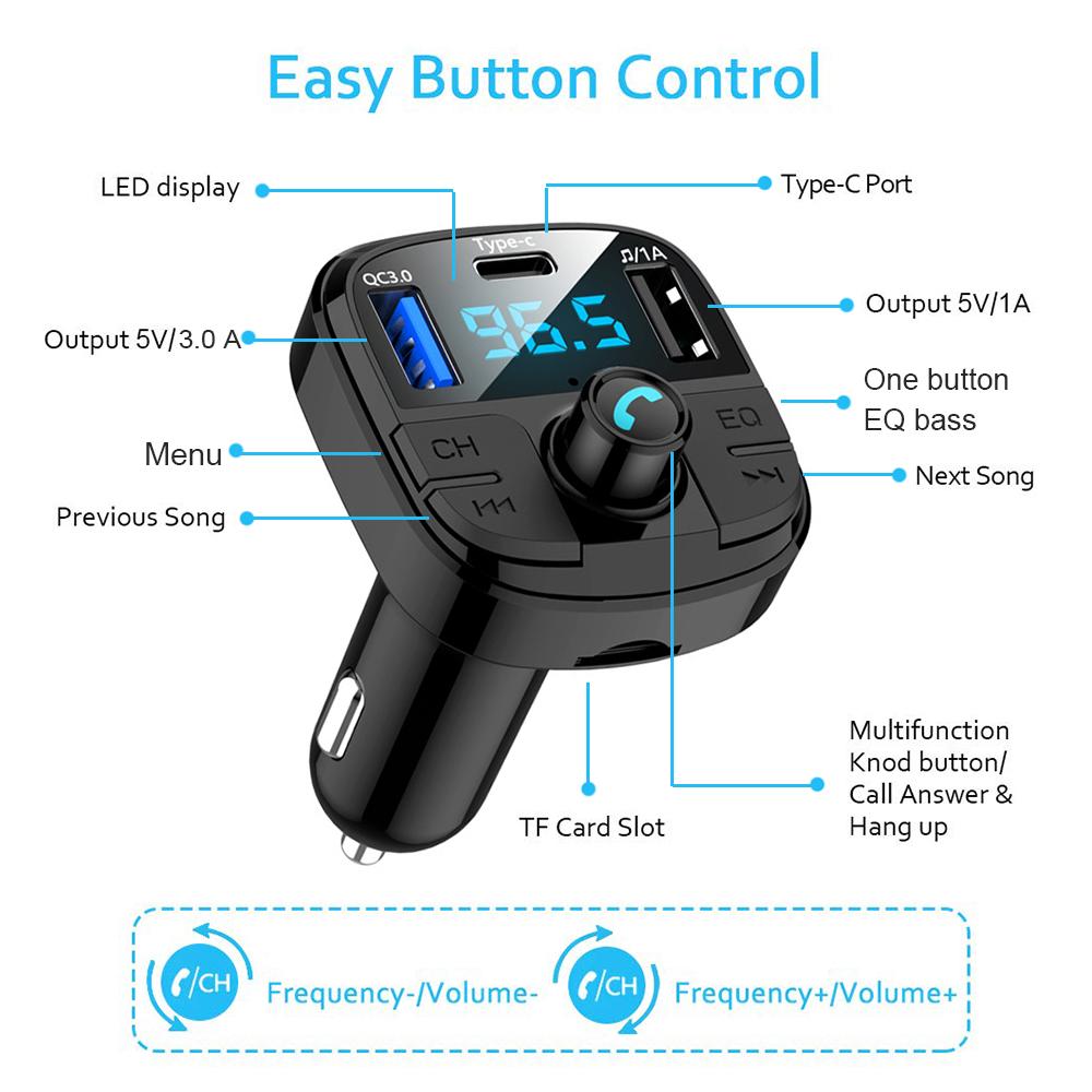 Bluetooth Fm 6