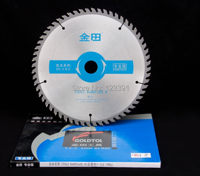 High quality grade 230*25.4*2.6*60T  TCT saw blade woodworking high density carbide tipped for home decoration wood cutting<br><br>Aliexpress