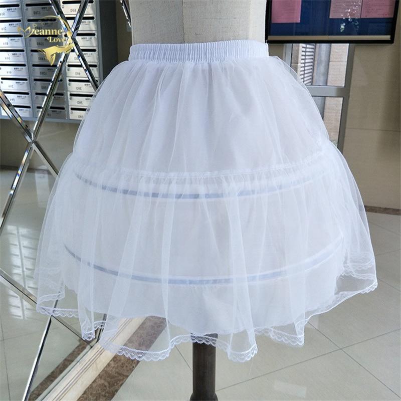Lady Chiffon Pleated Skirt Petticoat Casual Mesh Underskirts Short Elastic Waist