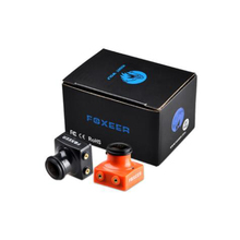 New Arrival Foxeer Night Wolf V2 2.5mm 700TVL 1/2 Inch CCD Drone of Aerial MINI FPV Camera PAL /NTSC for FPV Accessory