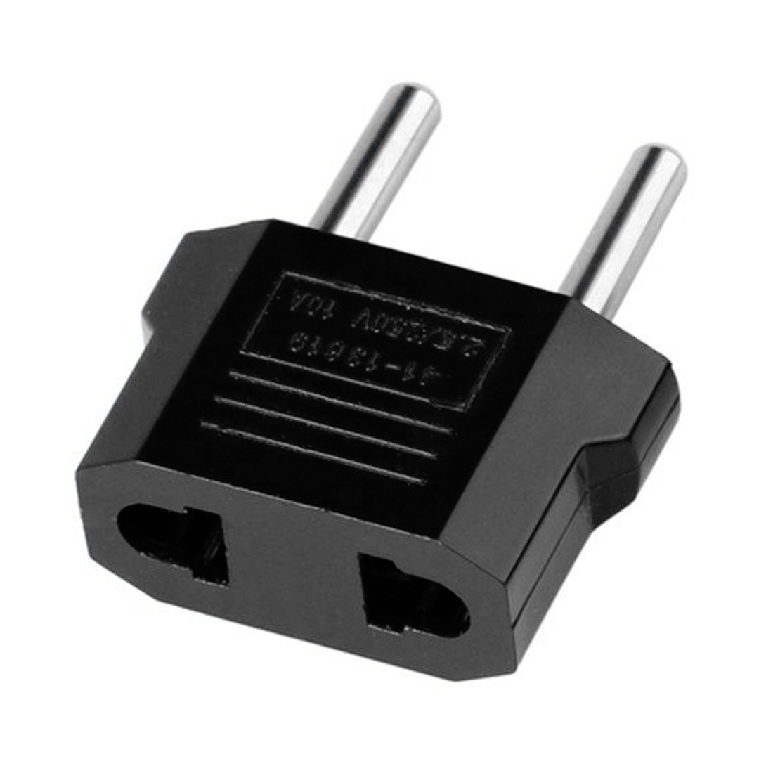 European EU Power Electric Plug Adapter American China Japan US To EU Euro Travel Adapter AC Power Cord Charger Sockets Outlet