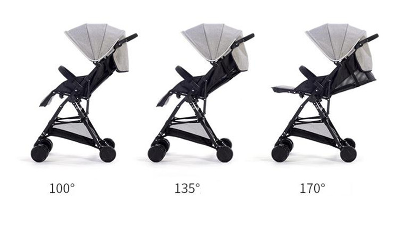 3 in 1 Bebe Umbrella Car High Landscape Ultra-light Baby Stroller Folding Baby Girl&Boy Carriage 0-3 Years Old Purple,Red,Blue.09