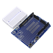 Smart Electronics for arduino UNO Proto Shield prototype expansion board with SYB-170 mini breadboard based ProtoShield DIY