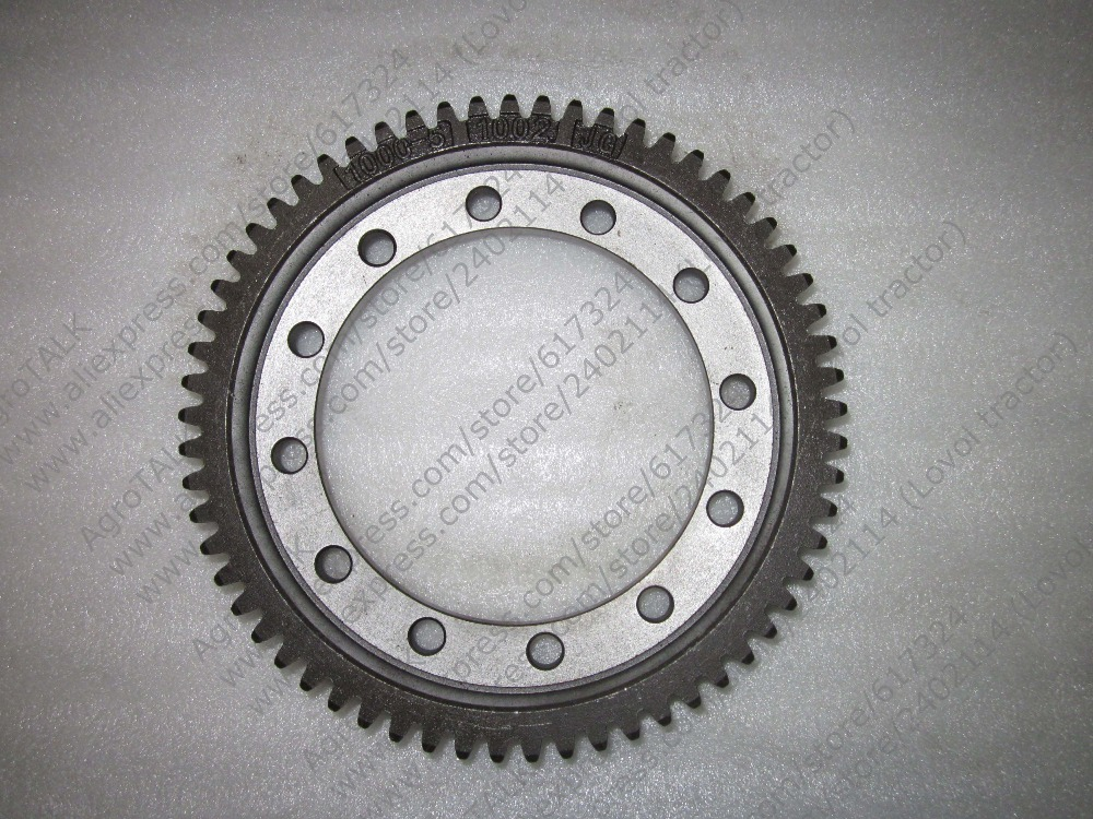 Weituo tractor parts, TS24-BZ with engine KM138, the differential gear, part number: <br>