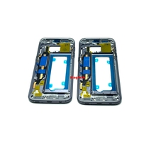 Original Middle Frame For Samsung Galaxy S7 G930 Mid Bezel Metal Frame Housing Chassis Replacement Parts(China)