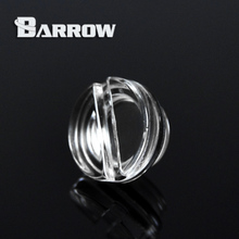 "Barrow G1 / 4 ""high transmittance acrylic screw down sealing plug Interface water cooling computer accessories()"