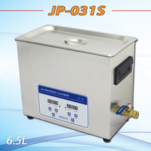 New 2014 Ultrasonic cleaning machine JP-031S 6.5L 180W hardware parts circuit board zone valve Ultrasonic Cleaner(China)