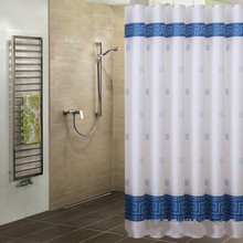 Garden Style Shower Curtain Home Furnishing Products Waterproof Mildewproof Shower Curtain