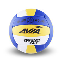 Free ship beach volleyball  5 # soft volleyball Ball PU Leather machine sewing ball of volleyball for match training ball B08