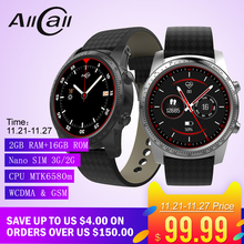 Allcall W1 3G Technology Smart Watch Blood Pressure Electronic Clock Wrist Watches Bluetooth Bracelet Activity Tracker Smart Band Consumer Electronics GPS Watch Smartband Allcall Watch Bracelet Smart Wrist Monitor Watch Fitness Smartband Watch Phone(China)