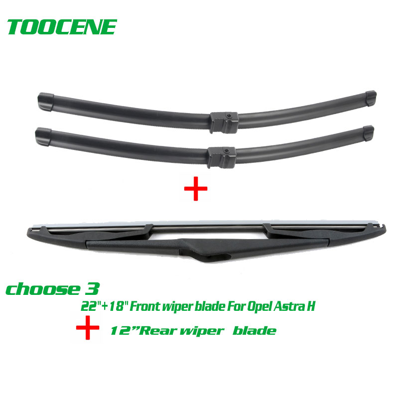 """12/"""" Rear Wiper Blade Fits VAUXHALL Astra H H"""