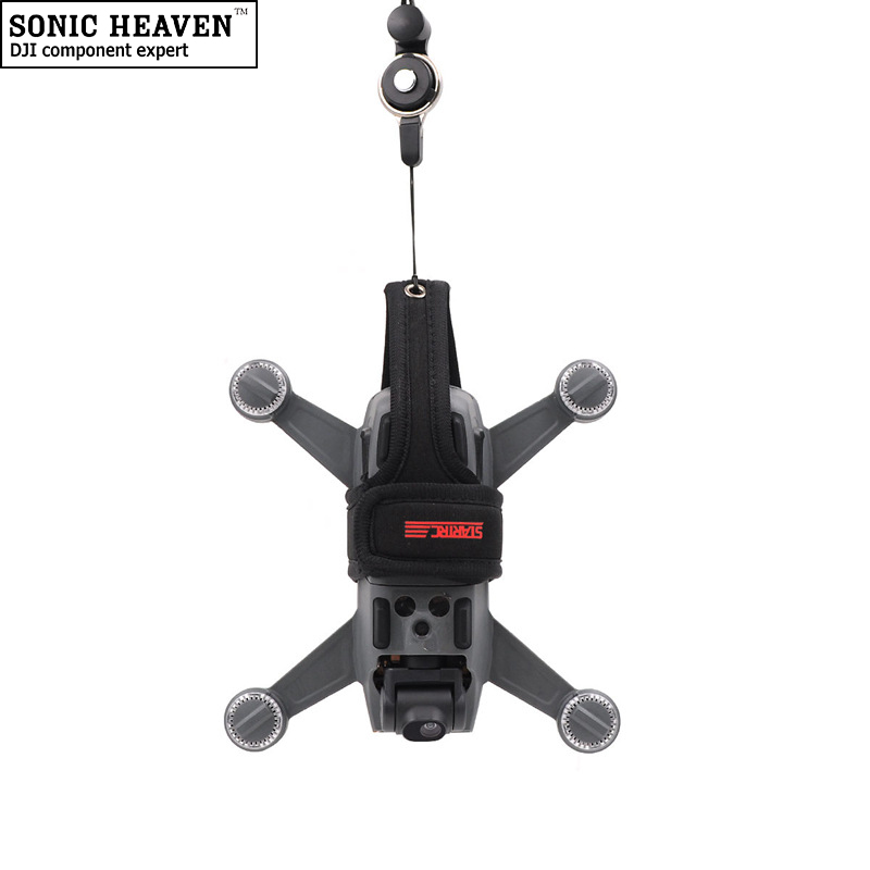 Genuine Portable Neck Lanyard DJI Spark Done Lanyard Shoulder Strap Rope Storage Sets For RC Quadcopter DJI Spark Done