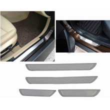 Car Door Sill Scuff Plate for BMW X1 X3 X6 5 1 3 7 Series E70 E83 E84 E72 F25 F15 E71 2009 To 2015 Slim Pedal