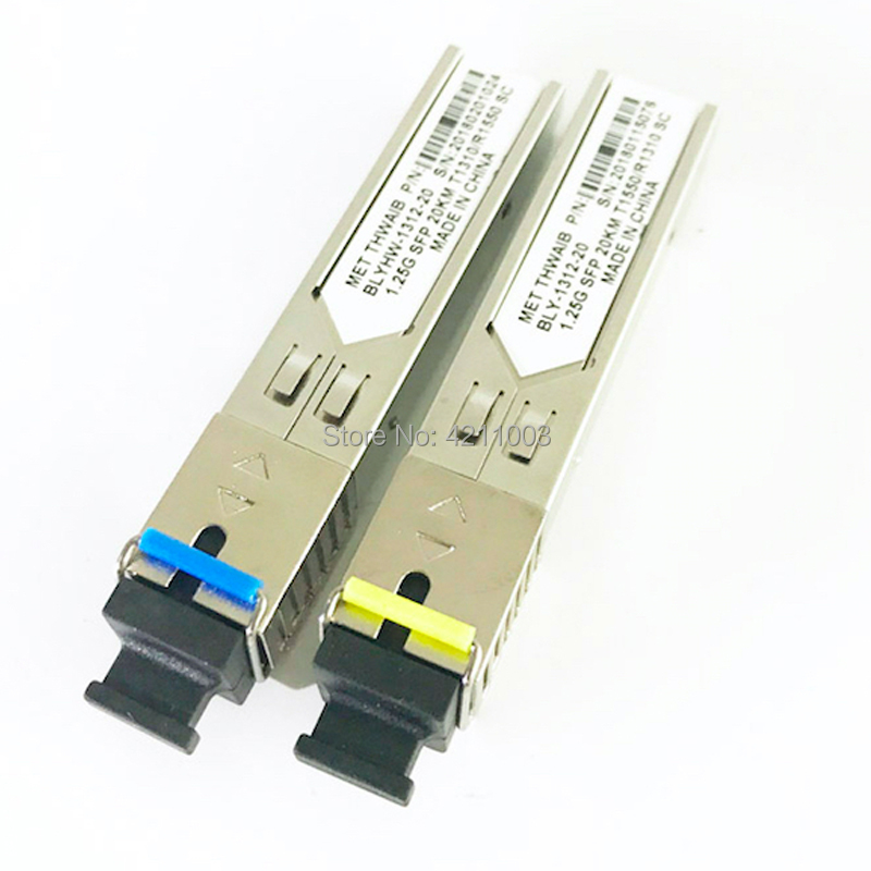 1.25G SFP module for RJ45 Media converter (3)