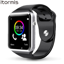 ITORMIS W31 Bluetooth Smart Watches Smartwatch Clever Watch Phone Sport Fitness Pedometer Tracker A1 for Android PK DZ09 GT08