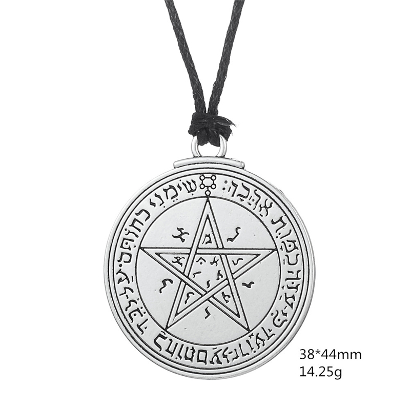 Jewelry witchcraft necklace71