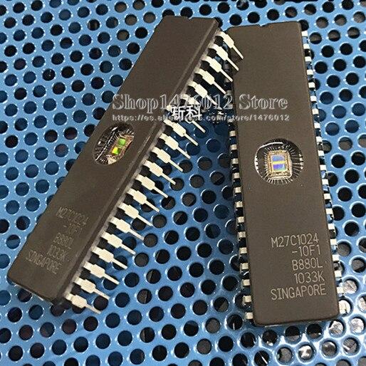 10pcs used M27C160-100F1