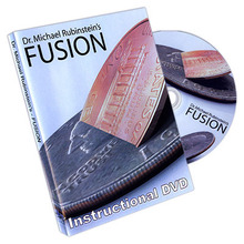 2016 Fusion by Michael Rubinstein -Close-up magic Street magic Stage magic Magic props Mentalism Card tricks