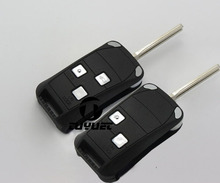 New Style Modified Flip Folding Remote Key Shell For Lexus Car Key Case 2 3 Buttons Blanks