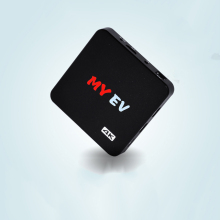 MYEV TV Box Oversea Version With 8 Core Daul frequency Wifi 16G 4K Built-in 1000+ live TV no Need Any Fee