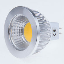 High Power Lampada Led MR16 COB 9W 12W 15W Dimmable Led Cob Spotlight Warm Cool White MR 16 12V Bulb Lamp Warm/Cool