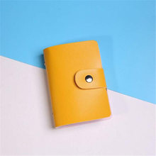 Men Women Leather Credit Card Holder Case Card Holder Wallet Business Card Stamping Nail Art Drop ShipMG Jul11 Factory Price(China)