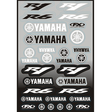 3M Decals Stickers for pit bike dirt bike motorcycle motocross supermoto ATV enduro JFG-007