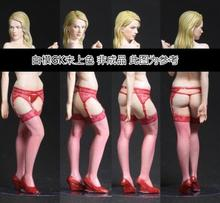 Unpainted Kit 1/35 scale  scale sexy Blonde Lady 1/35   figure Historical WWII Figure Resin  Kit Free Shipping
