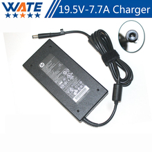 8560W 8740W ultra thin power supply 19.5V 7.7A HSTNN-CA27 chargerapplies to HP 19.5V7.7A notebook computer