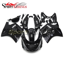 Fairings For Kawasaki ZX11 ZZR1100D Year 93-03 1993 1999 2000 2002 2003 ABS Injection Full Fairing Kit Moto Carene Glossy Black