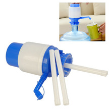 Easy Pump Water to the Bottle Hand Press Manual Pump Water Dispenser 5 Gallon Bottled Drinking Water Pump Kitchen Items(China)